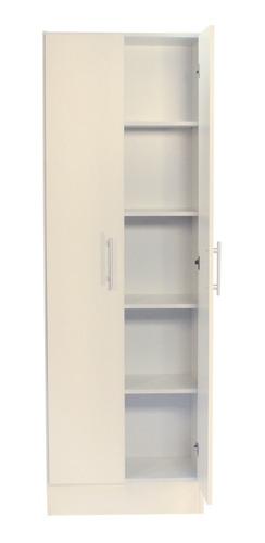 Despensero Cocina 2 Puertas / Organizador 0.60 X 1.80 X 0.30