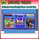3 In 1 Super Mario 2,somari,harry Potter Family -local-
