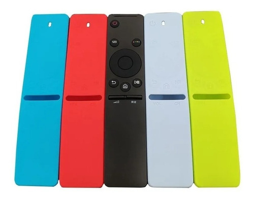 Funda Control Samsung Smart Tv Case Protector Silicon