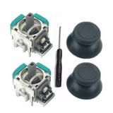 Doble Repuesto Stick Análogo Control (ps4) + Destornillador