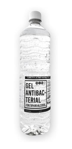 Gel Antibacterial Sin Dosificador 1 Litro Con 70% Alcohol