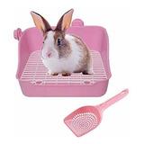 Arenas Conejos Inodoro De Arena Para Conejos Para Animales P