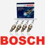 Jogo De Velas Bosch Ford Belina Del Rey Escort (fase I) Sp17 Original