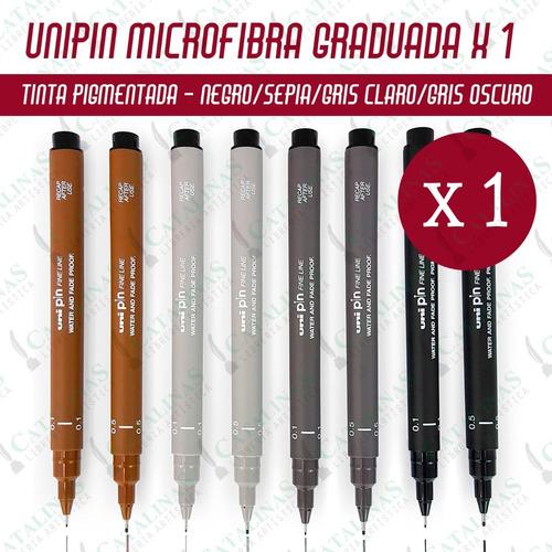 Uni Pin-200 003-005-01-02-03-04-05-06-07-08-br/microcentro