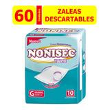 Nonisec Zaleas Protector De Camas X 60 Unidades