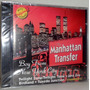 Cd Manhattan Transfer - Boy From New York City Original