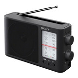 Radio Portatil Sony Analogica Dial Am Fm Icf-19 Pilas Gtia