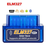 Escaner Automotor Bluetooth Elm327 Obd2 Local Modelo 2019