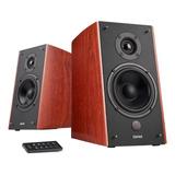 Parlante Edifier 2.0 R2000db Con Bluetooth Wood Finish