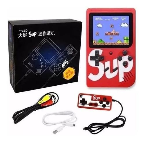 Consola Sup Game Box , Con Joystick 2 Players 400 En 1