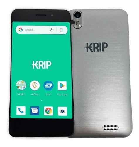 Telefono Celular Android Krip K4+forro 8gb Android Economico