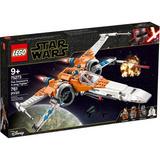 Lego Star Wars Caza X-wing De Poe Dameron