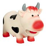 Juguete Vaca Látex Chifle Trixie