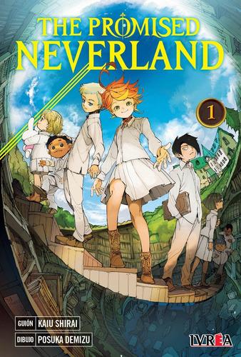 The Promised Neverland - N1 - Manga - Ivrea - 2019