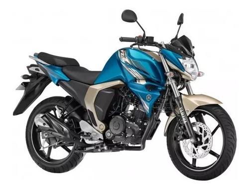 Yamaha Fz 16 Fi S 18ctas$18.044 Motoroma Tipo Fazer 150 Fz16