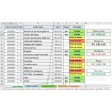 Planilha Controle Financeiro Com Aviso De Vencimento