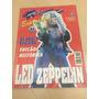 Revista Metal Head 24 Led Zeppelin Rock Biografia H596 Original