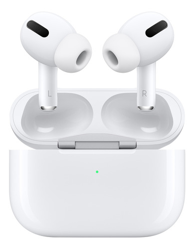 Auriculares Apple AirPods Pro Blanco Gtia Oficial Sellados