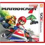 Jogo Mario Kart 7 Nintendo 3ds Novo Mídia Física Lacrado Original