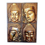 Conjunto Adesivos Quadros Buda Original