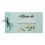 Mini Album Para Fotos Amor/aniversario- Mod Nuestra Historia