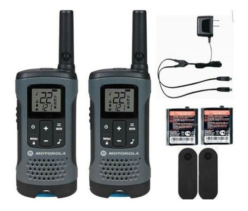 Motorola Talkabout T200mc Walk Talk Radio Comunicador 32km