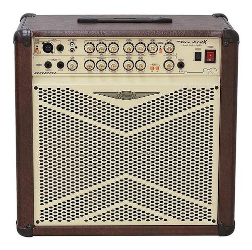 Amplificador O'neal Ocv 312x Para Guitarra De 80w Cor Marrom 120v/220v
