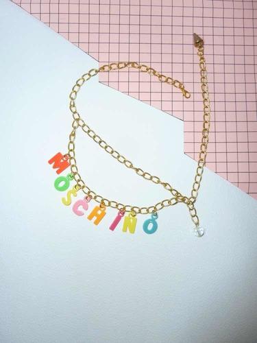 Moschino Collar
