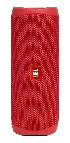 Parlante Jbl Flip 5 Portatil Bluetooth Rojo