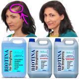 Kit Biotina Capilar Bellamax - 3 Bidones 5 Litros