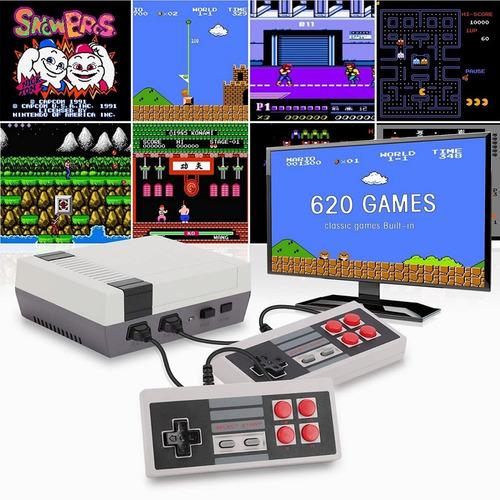 Mini Consola De Juegos Clásica Retro