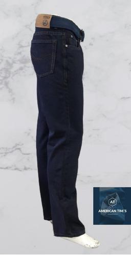 Pantalón Jean Clásico Para Hombre