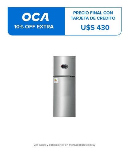 Refrigerador James Frío Seco Jn 300 Inox