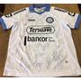 Camisa Belgrano Usada Em Jogo 2016 Cesar Pereyra #7 Original