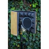 Pantalla Acustica Para Grabación Voz/instrumentos Menu