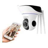 Cámara De Seguridad Camara Profesional Wifi Ip Hd Sensor Int