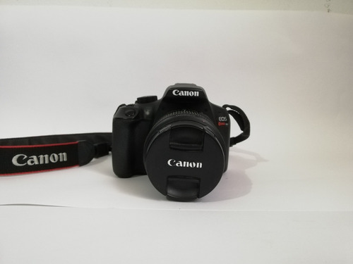 Camara Profesional Canon Eos Rebel T6