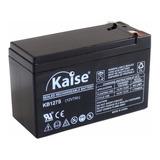 Bateria Gel 12v 7a Recargable Alarmas Accesos Kaise Spain