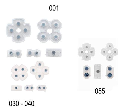 Kit Gomitas Conductivas Joystick Ps4 Todos Los Modelos