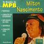 1 Cd Os Grandes Da Mpb Milton Nascimento 1996 Del Prado Original