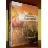 Principios De Economía 7.° Edición N. Gregory Mankiw Nuevo