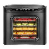 Máquina Deshidratadora De Alimentos Chefman, Conservador Elé
