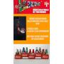 Garrafinhas Colecionáveis/chaveiro Coca Cola Copa 2014 Original