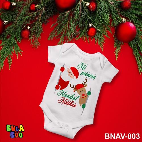 Body De Bebe Para Festejar Navidad