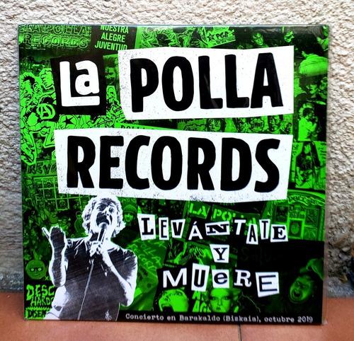 La Polla Records - Levántate Y Muere (2vinilos + 1dvd)