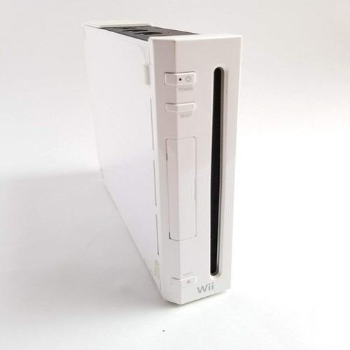 Nintendo Wii 32gb 10 Juegos Garantía