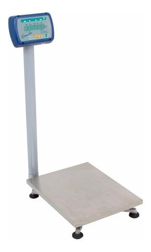 Balanza Industrial Digital Systel Komba 150kg Con Mástil 110v/220v