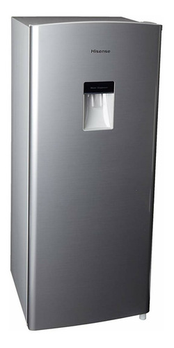 Refrigerador De 7p. Hisense Gris Con Despachador Rr63d6wgx