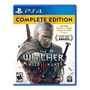 The Witcher 3: Wild Hunt Complete Edition Físico Ps4 Cd Projekt Red Original