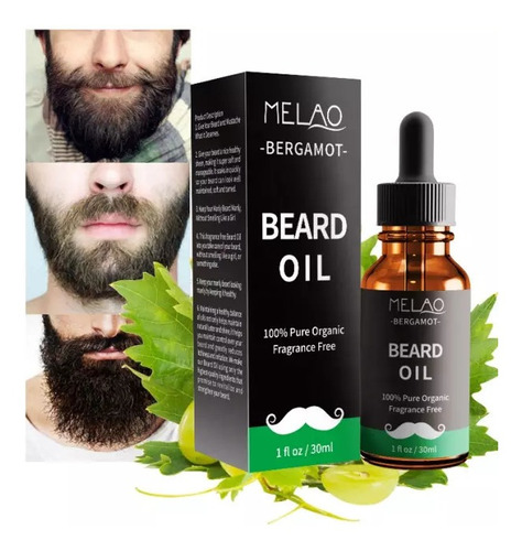 Serum  Crecimiento Barba Beard Growth 30ml
